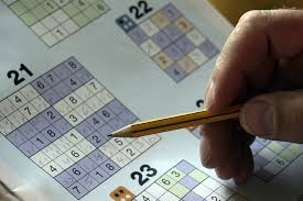 Why not build trust in your intuition by playing a game like Sudoku?